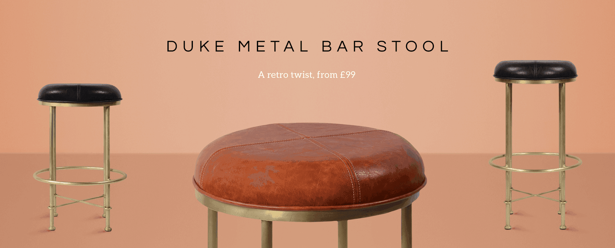 Duke Bar Stools