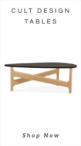 Cult Design Tables