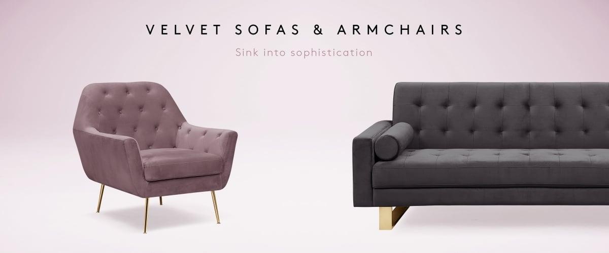 Velvet Sofas_HP