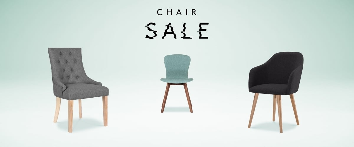 Black Friday 18 Chairs