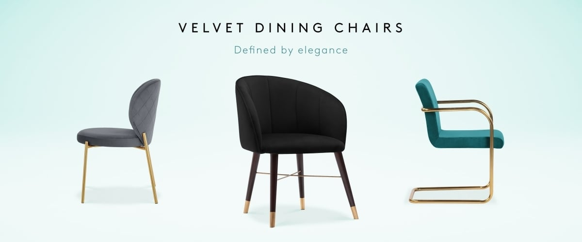 Velvet Dining Chairs_HP