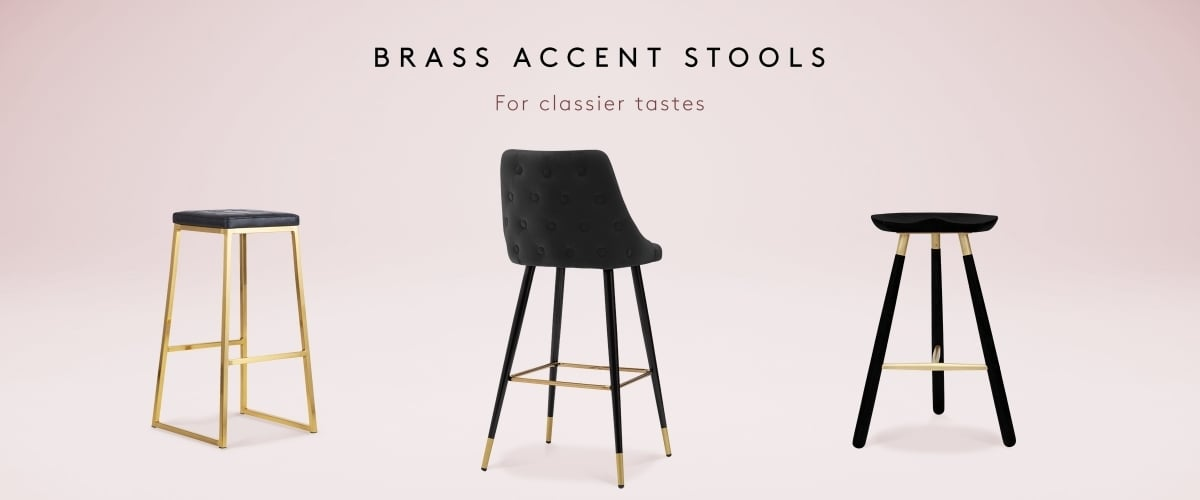 Brass Accent Stools_HP