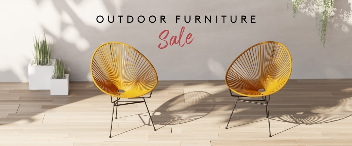 HP UK Outdoor Furniture Sale