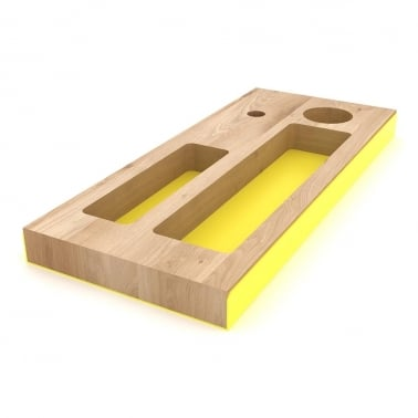 Pencil Tray Large - Yellow