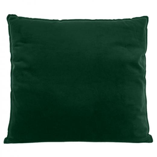 Forest Green Extra Large Velvet Fabric Floor Cushion