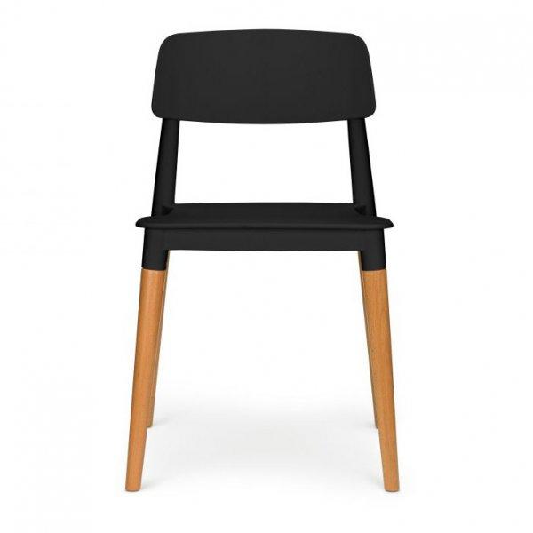 black cafe chairs  Winda 7 Furniture