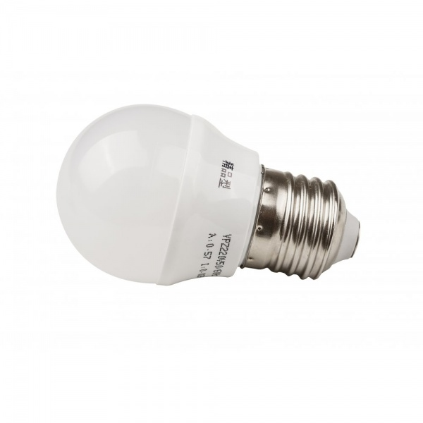 led g45 plastic light bulb 3w 2w e27 cult furniture uk. Black Bedroom Furniture Sets. Home Design Ideas