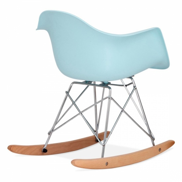 eames rocking chair green. eames rocking chair green