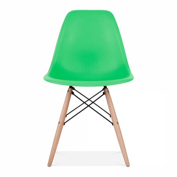 Eames Style Bright Green DSW Chair   Cafe   Dining Chairs   Cult UK. Eames Dsw Chair Green. Home Design Ideas
