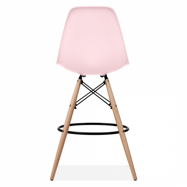Pastel Pink Eames Style Dsw Stool Kitchen Amp Bar Stools