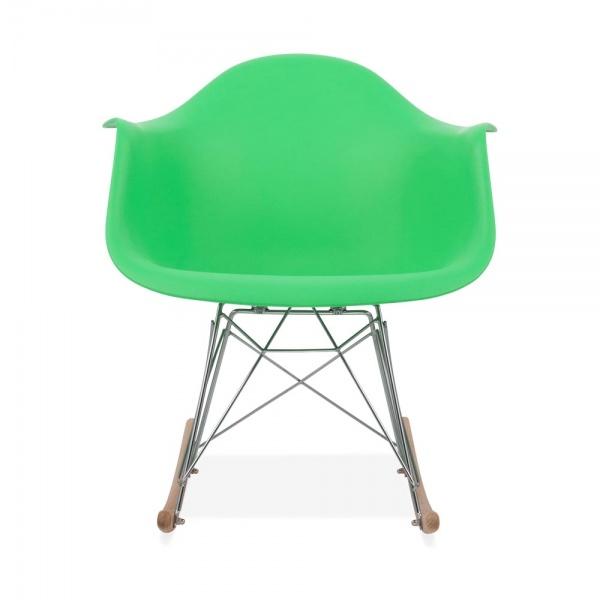 Green Eames Style RAR Rocker Chair  Wooden Rocking Chairs  Cult UK