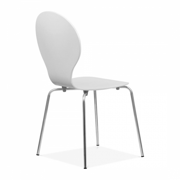 Cult Living White Kitsch Dining Chair Contemporary  : 1451471111 80676800 from www.cultfurniture.com size 600 x 600 jpeg 28kB