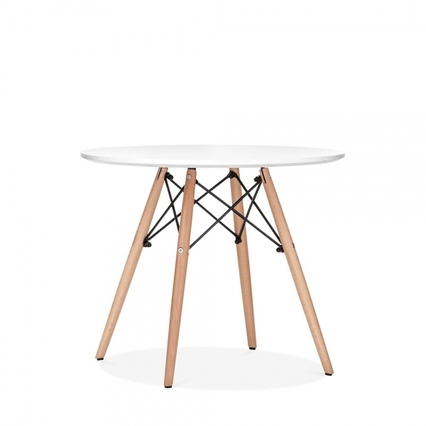 eames inspired dsw white table dsw dining tables cult