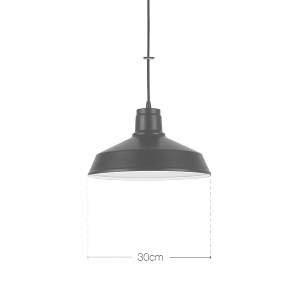 Industrial Rise And Fall Pendant Light