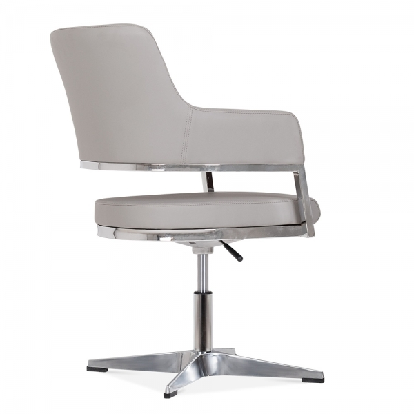 Clearance Office Chair cult living grey skyline work desk chair | cult uk
