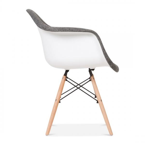 stuhl daw amazing zu ucinspired by daw eames stuhl. Black Bedroom Furniture Sets. Home Design Ideas