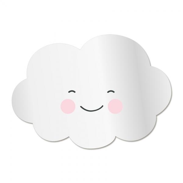 Decoloopio Happy Cloud Mirror Cult Furniture