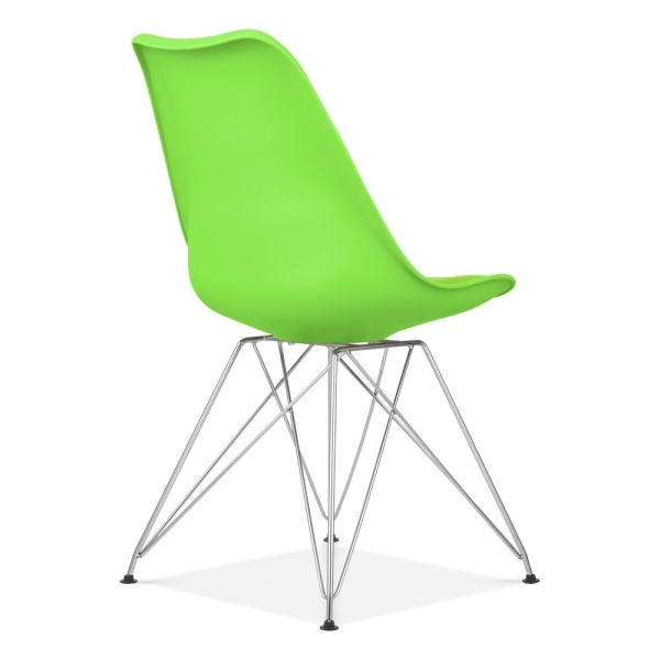 Dining Chair in Green with Eiffel Style Metal Legs Cult  : 1478081406 09516300 from www.cultfurniture.com size 600 x 600 jpeg 84kB