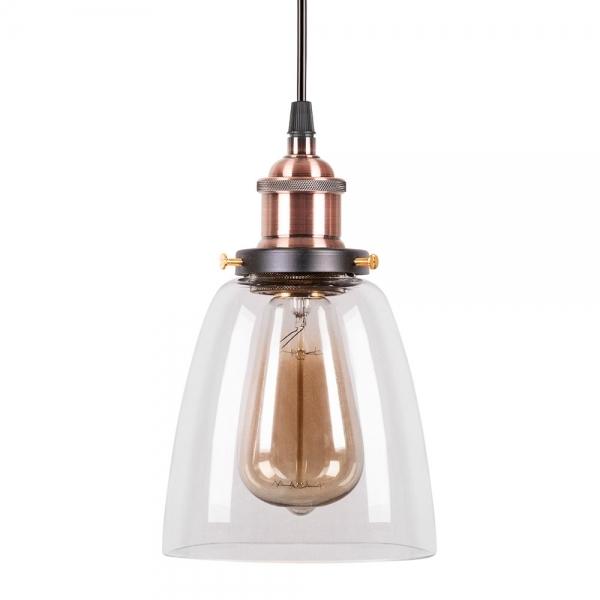 metal shade pendant lighting. cult living factory beaker glass shade pendant light - antique copper metal lighting p