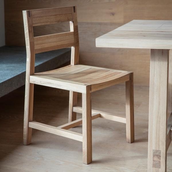 Amazing ... Waldorf Ladder Back Dining Chairs Set Of 2, Oak ...