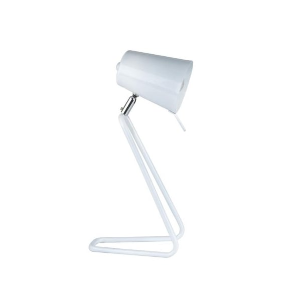Z metal table grey cult furniture for Leitmotiv table lamp z metal