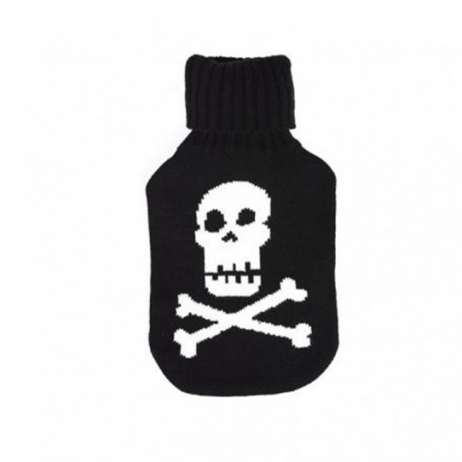 Skull & Cross Bones Hot Water Bottle