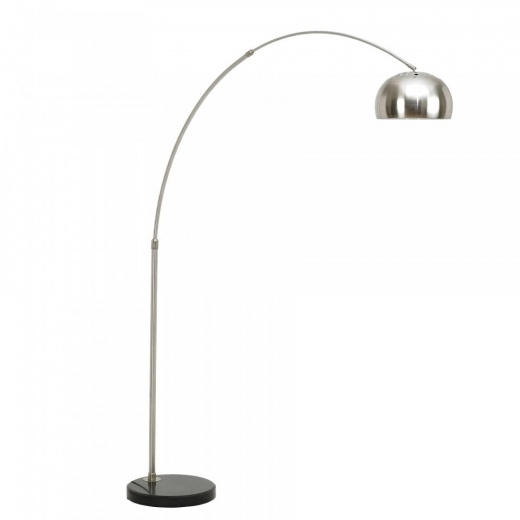 Cult Living Arc Floor Lamp - Circular Marble Base
