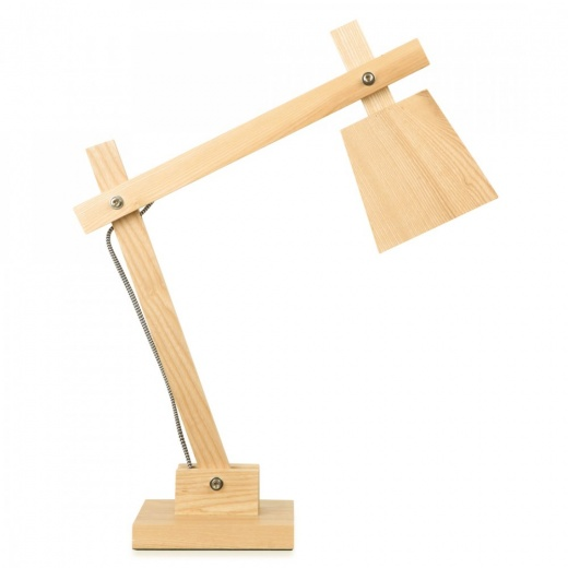 Wood Angle Desk Lamp Wooden Table Lamps Cult Furniture