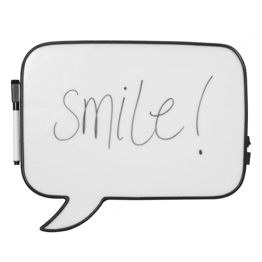 Cult Living Speech Bubble Light Box Memo Board - Large