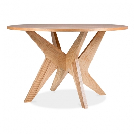Cult Living Fredrika Dining Table - Natural 120cm