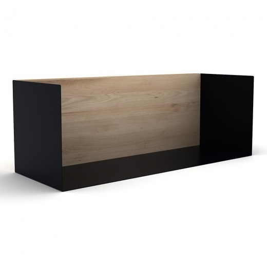 Universo Positivo U Shelf Medium - Black