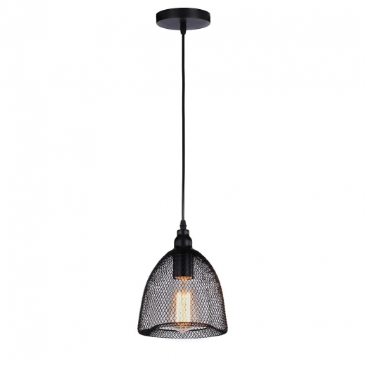 Cult Living Harmony Perforated Pendant Light - Dome