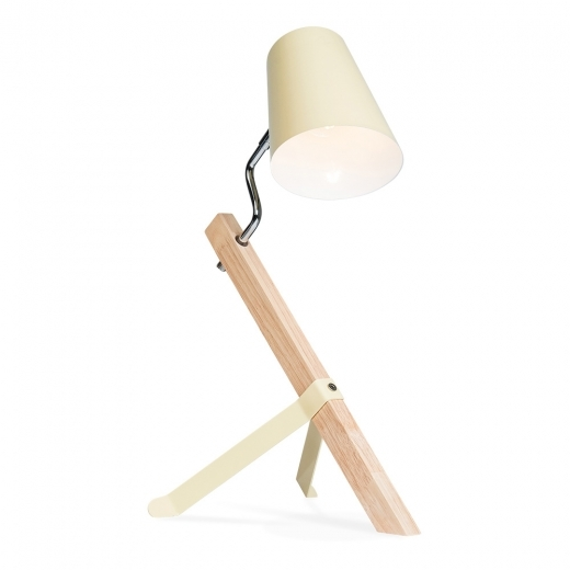 Cult Living Rocco Desk Lamp - Cream