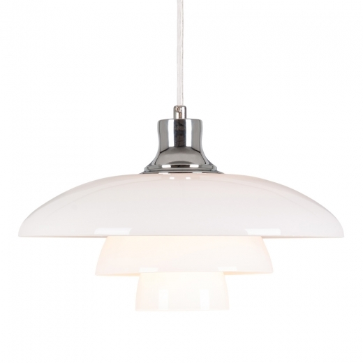 Cult Living Lily Pendant Light - White