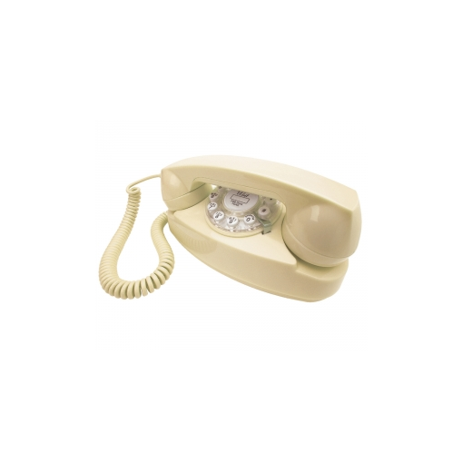 Wild & Wolf Princess Telephone - Cream