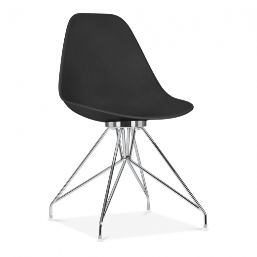 Cult Design Moda Dining Chair CD1, Black