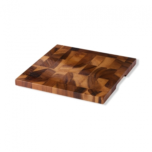 Marble Coffee Table Tesco: Cult Living Mortise Square Wood Serving Board