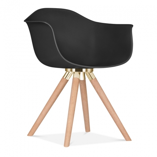 Cult Design Moda Armchair CD2 - Black - Clearance Sale