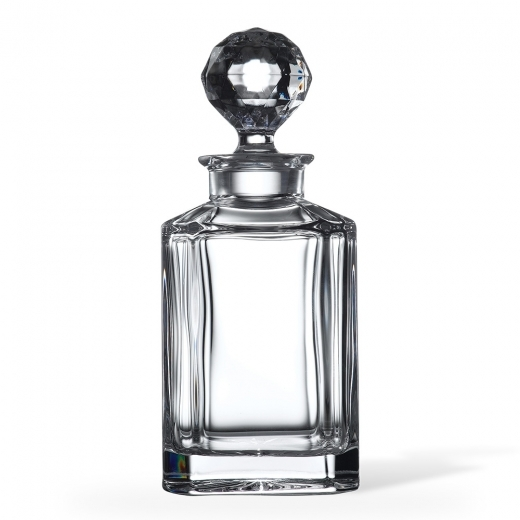 Cult Living Crystal Square Decanter - Spirits