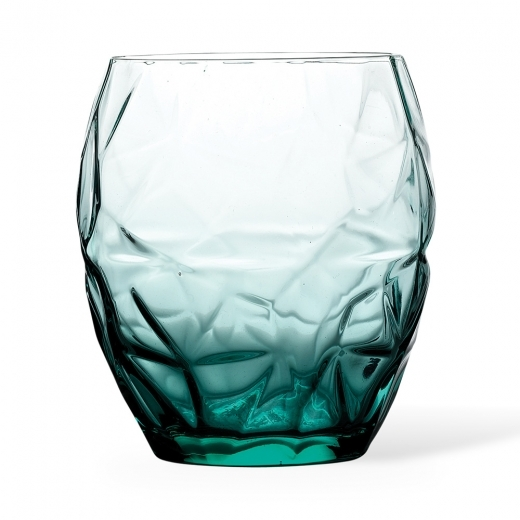 Cult Living Bella Old Fashioned Glass - Green 50cl