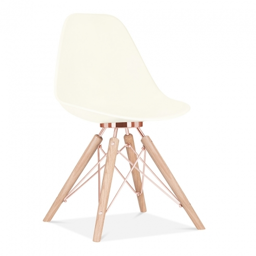Cult Design Moda Dining Chair CD3 - Off-White