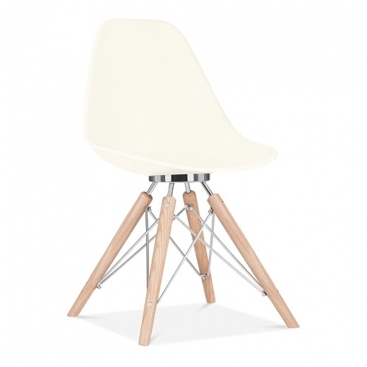 Cult Design Moda Dining Chair CD3 - Off-White - Clearance Sale