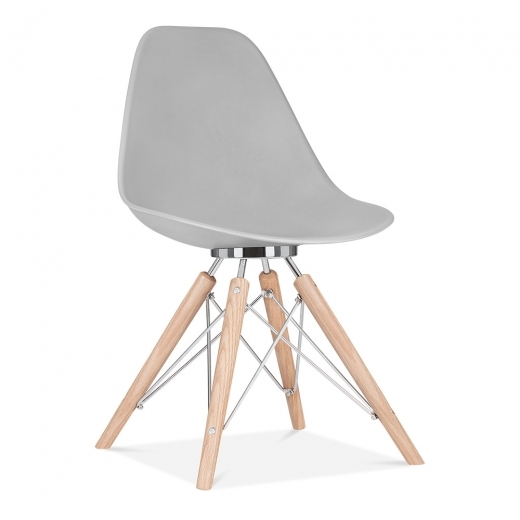 Cult Design Moda Dining Chair CD3 - Light Grey
