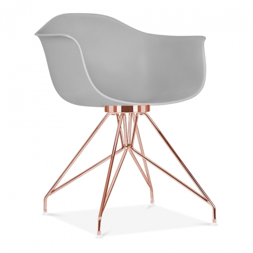Cult Design Moda Armchair CD1 - Light Grey