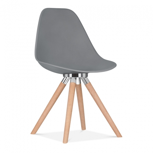 Cult Design Moda Dining Chair CD2 - Grey - Clearance Sale