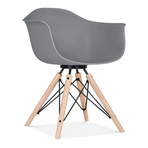 Cult Design Moda Armchair CD3 - Grey
