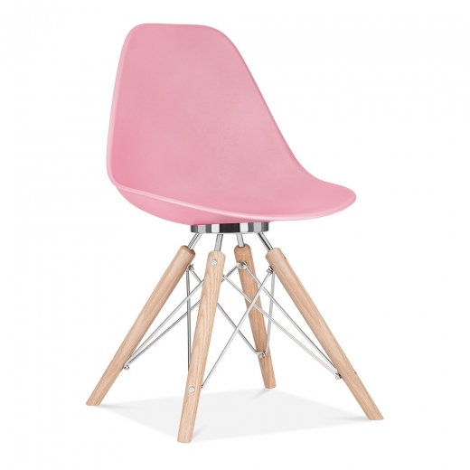 Cult Design Moda Dining Chair CD3 - Candy Pink