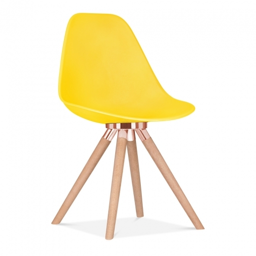 Cult Design Moda Dining Chair CD2 - Yellow