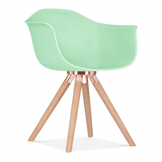 Cult Design Moda Armchair CD2 - Pastel Green