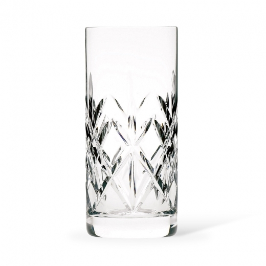 Cult Living Set of 6 Flamenco Hi-Ball Glasses 35cl